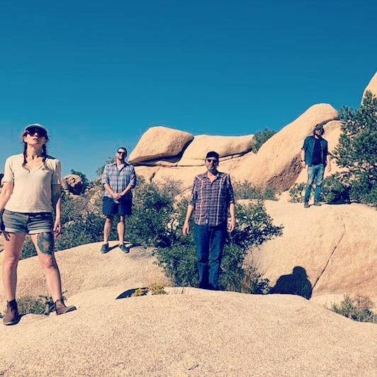 Joshua Tree band photo